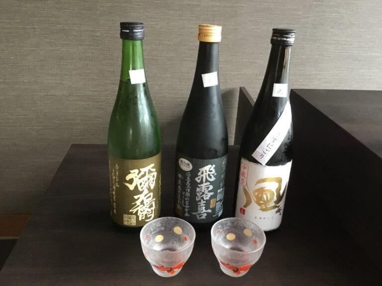 日本酒の夏も始まります